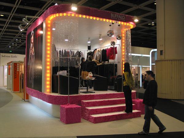 Fashion Exhibition Booth : Apsis design 客戶圖片